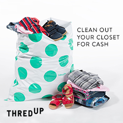 thredUP Clean Out Banner