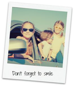 girls in the car 70's