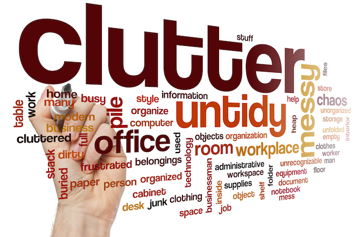 "Episode 002: Clutter….the Other ""C"" Word"