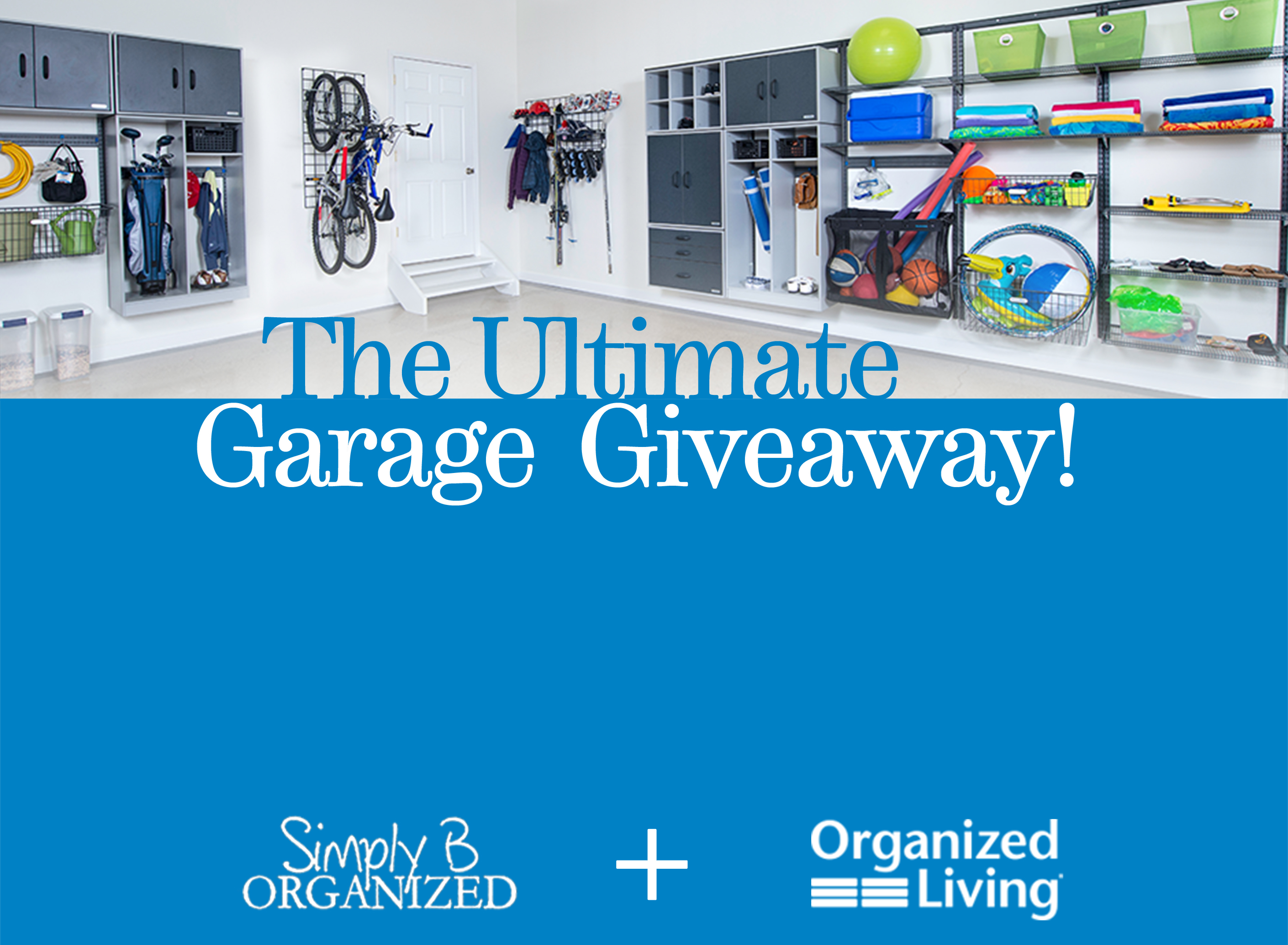 The Ultimate Garage Giveaway!