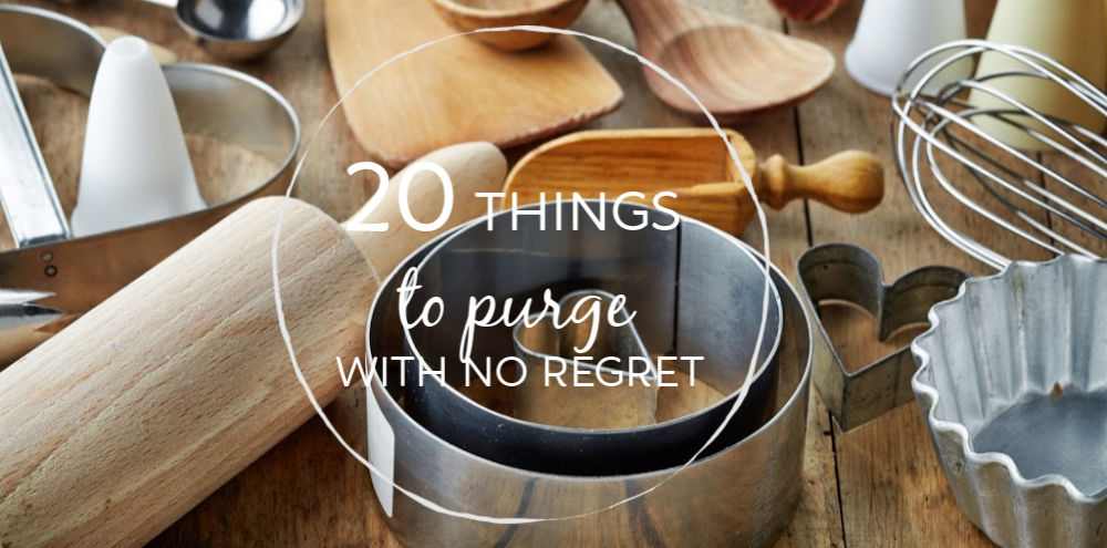 EP 116: 20 Things You Can Get Rid of Today, with Special Guest, Michaela Santen