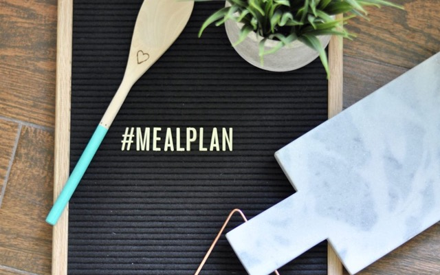 EP 133: Meal Planning Made Simple, with special guest, Lauren White