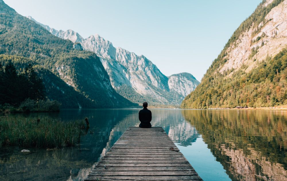 EP 137: Mindfulness Living with special guest Hunter Clarke-Fields