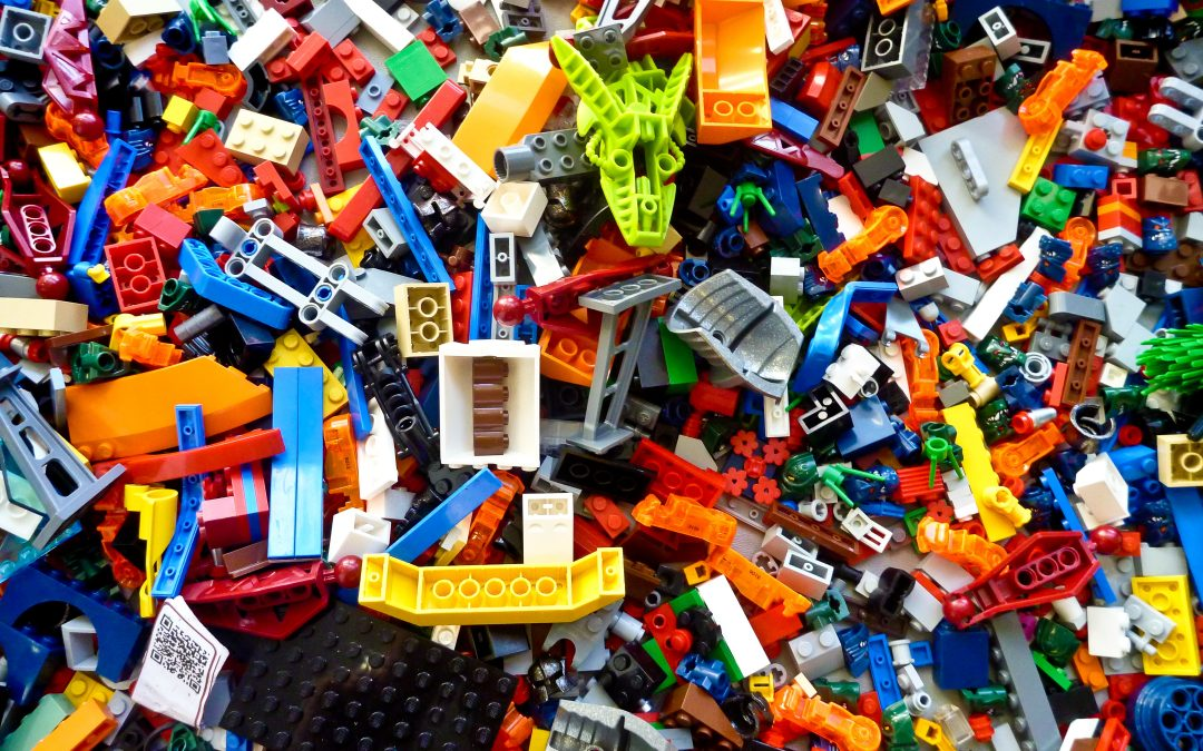 Creativity Unleashed: Lego Storage