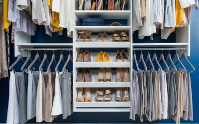 A 30 Day Guide to a Complete Bedroom Closet Transformation