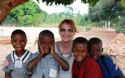Ep 187: Building a future in Uganda with Michaela Foster Marsh
