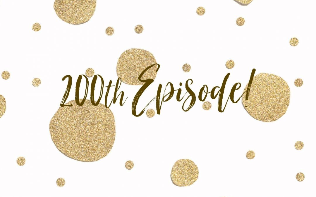 Ep 200: A Lookback on 200 Episodes of TOL