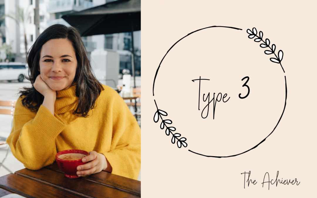 Ep 203: Enneagram Threes with Abbey Howe