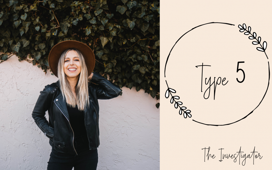 Ep 205: Enneagram Fives with Elizabeth Evans