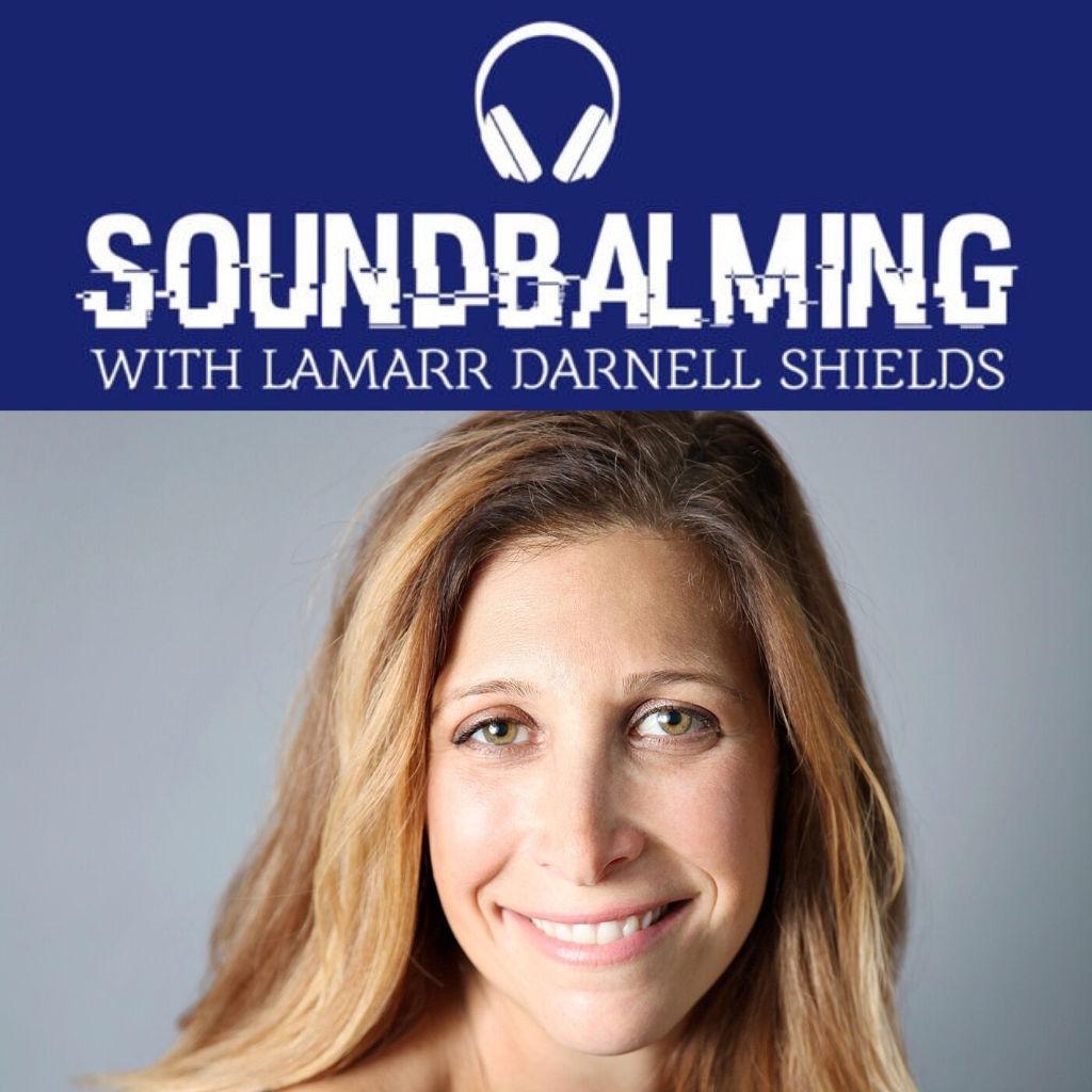 Podcast guest appearances: Soundbalming Podcast Artwork